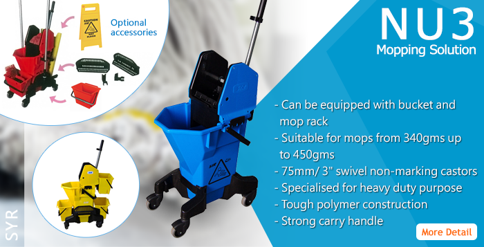 SYR - NU3 Mopping Solution